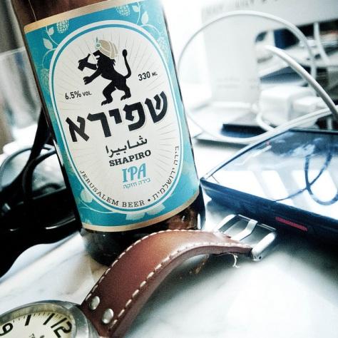 Обзор пива. Shapiro IPA.