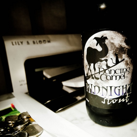 Обзор пива. Dancing Camel Midnight Stout.
