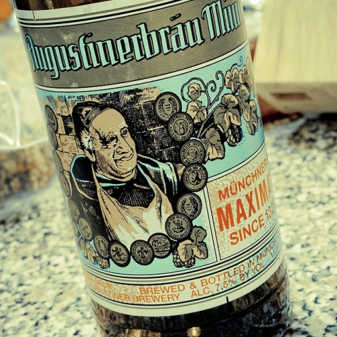 Обзор пива. Augustiner Bräu Maximator.