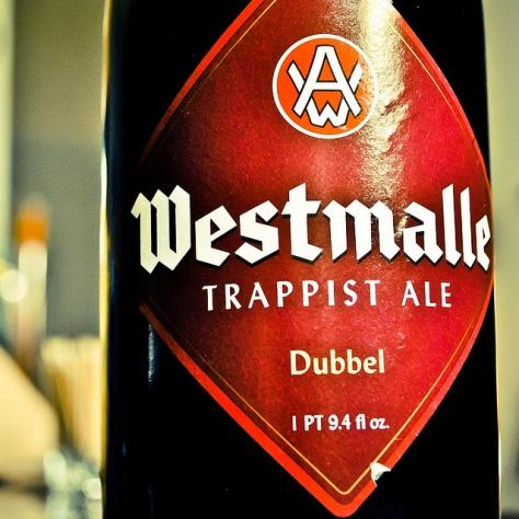 Обзор пива. Westmalle Dubbel.