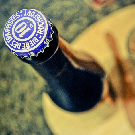 Обзор пива. Rochefort 10.