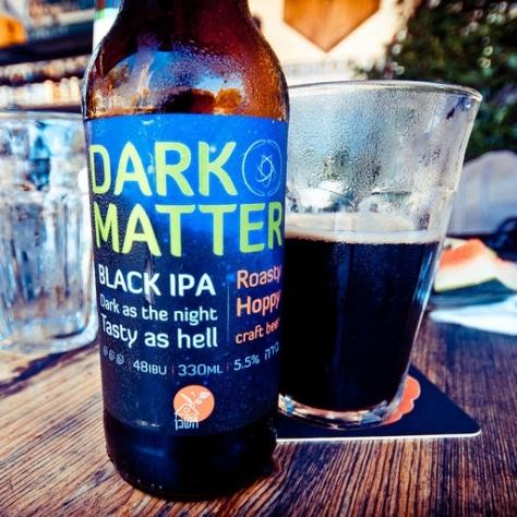 Обзор пива. Srigim Dark Matter.