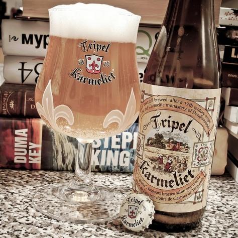 Обзор пива. Bosteels Karmeliet Tripel.