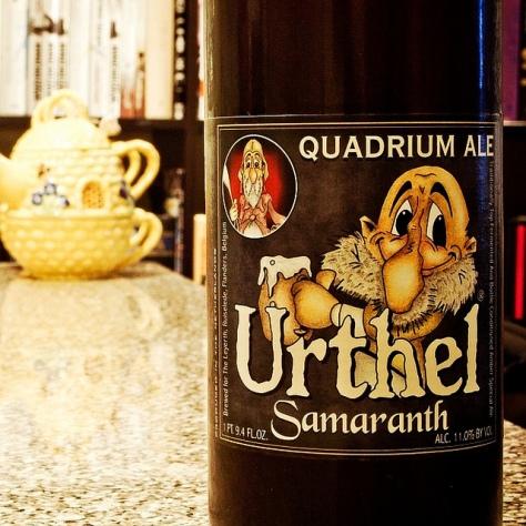 Обзор пива. Urthel Samaranth.