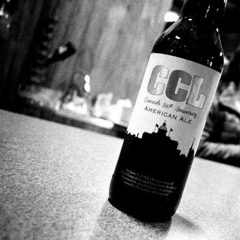 Обзор пива. 603 CCL.