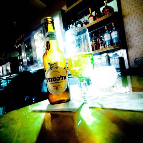Обзор пива. Alexander Blonde.