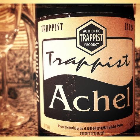 Обзор пива. Achel Extra.