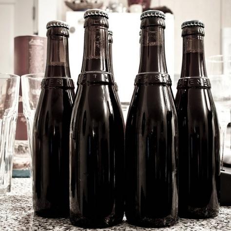 Обзор пива. Westvleteren 8.