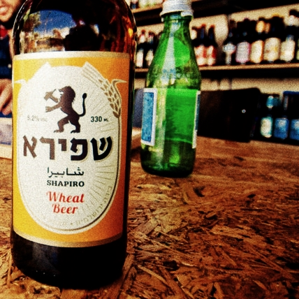 Обзор пива. Shapiro Wheat Beer.