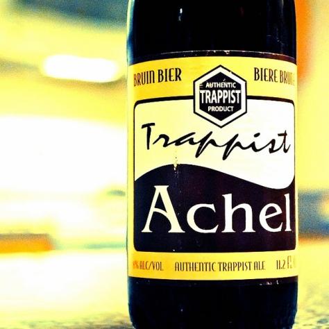 Обзор пива. Achel Bruin.
