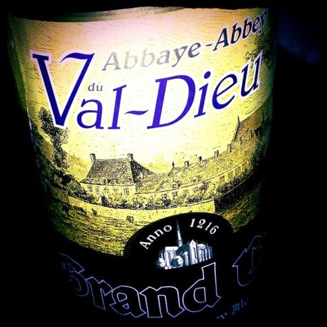 Обзор пива. Val-Dieu Grand Cru.