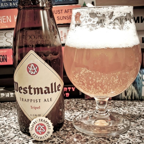 Обзор пива. Westmalle Tripel.