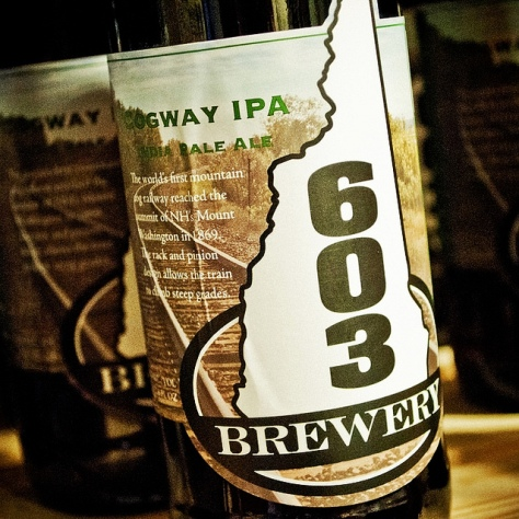 Обзор пива. 603 Cogway.
