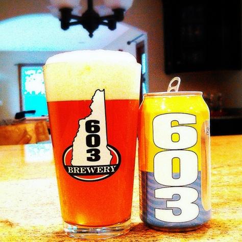 Обзор пива. 603 Summatime.
