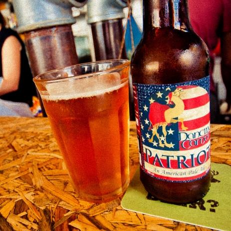 Обзор пива. Dancing Camel Patriot.