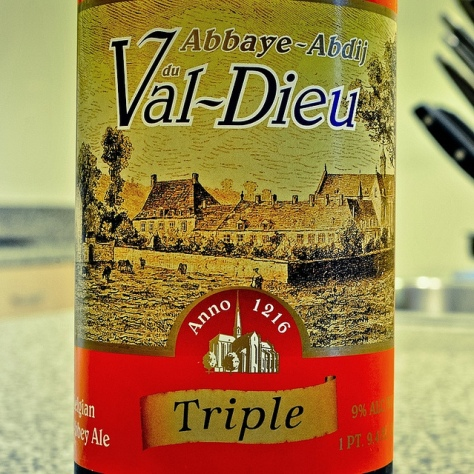 Обзор пива. Val-Dieu Tripel.