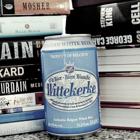 Обзор пива. Bavik Wittekerke.