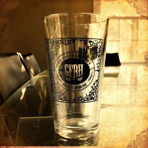 Правильный бокал для правильного пива. American Pint.