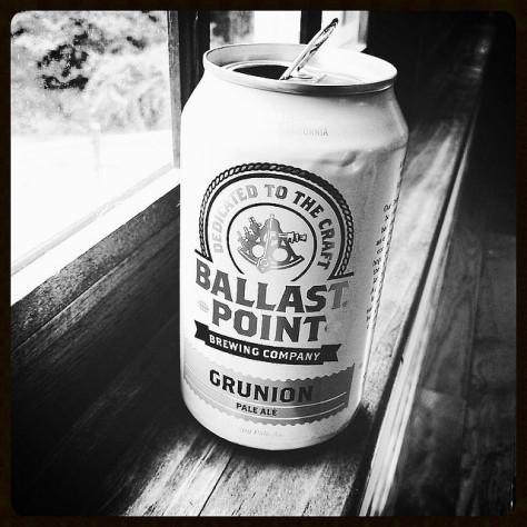 Обзор пива. Ballast Point Grunion.