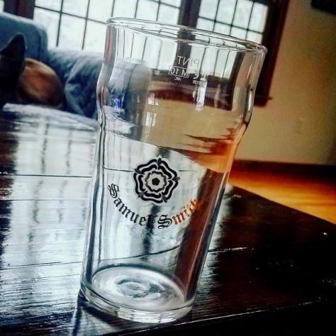 Правильный бокал для правильного пива. Imperial Pint.