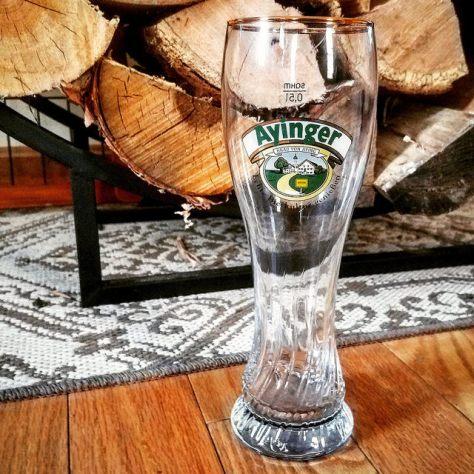 Правильный бокал для правильного пива. Weissbier Vase.