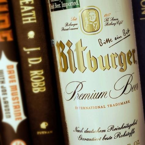 Обзор пива. Bitburger Premium Pils.