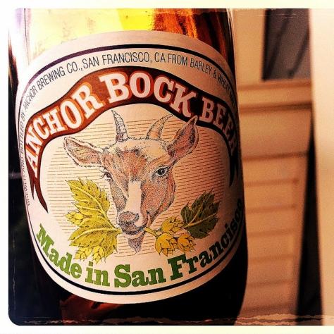 Обзор пива. Anchor Bock.