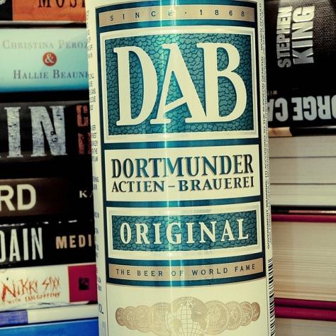 Обзор пива. DAB Original.