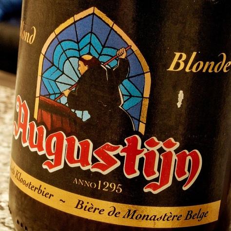 Обзор пива. Steenberge Augustijn Blonde.