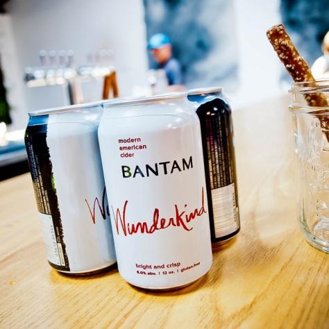 Крафтовая сидрерия. Bantam Cider.