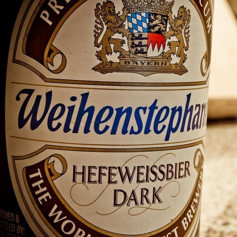Описание сорта. Дункельвайцен. Weihenstephaner Hefeweissbier Dunkel. Обзор пива.