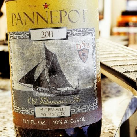 Обзор пива. De Struise Pannepot Old Fisherman's Ale. 2011.