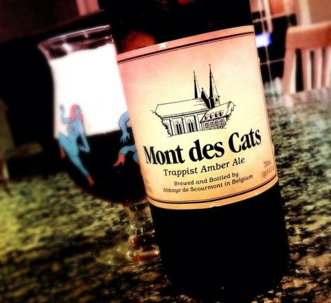 Обзор пива. Mont Des Cats.