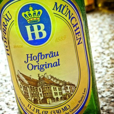 Обзор пива. Hofbräu Original.