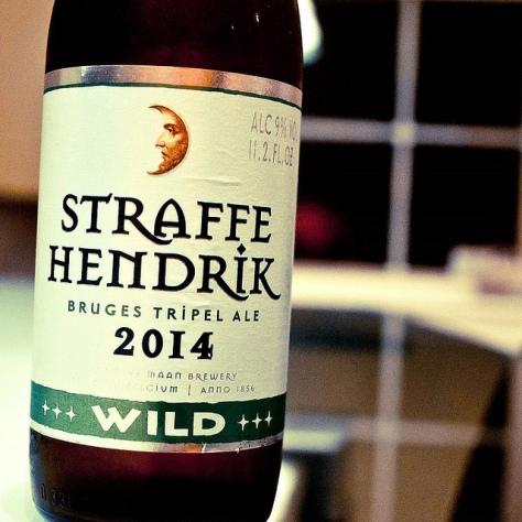 Обзор пива. Straffe Hendrik Bruges Tripel Ale.