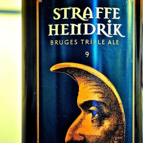Обзор пива. Straffe Hendrik Tripel.