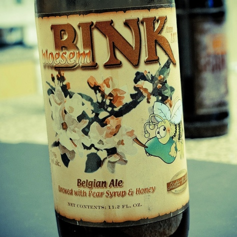 Обзор пива. Kerkom Bink Bloesem.