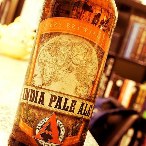 Обзор пива. Avery IPA.