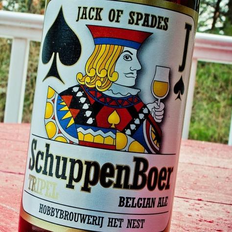 Обзор пива. Het Nest SchuppenBoer.