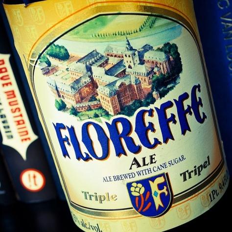 Обзор пива. Lefebvre Floreffe Triple.