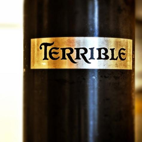Обзор пива. Unibroue Terrible.
