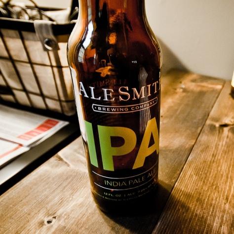 Обзор пива. AleSmith IPA.