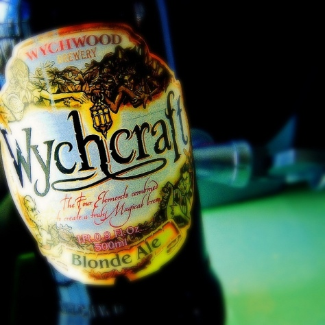 Обзор пива. Wychwood Wychcraft.