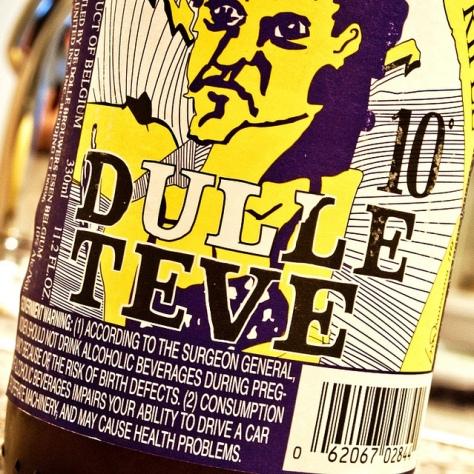 Пивоварня De Dolle. De Dolle Dulle Teve. Обзор пива.