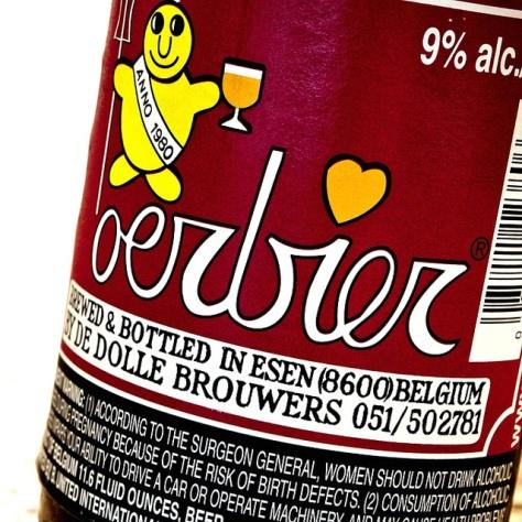 Пивоварня De Dolle. De Dolle Oerbier. Обзор пива.