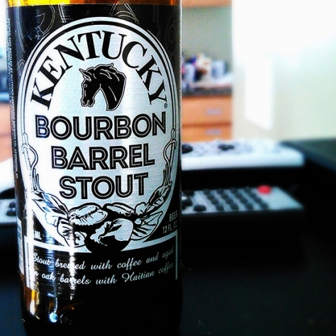 Обзор пива. Alltech's Lexington Kentucky Bourbon Barrel Stout.