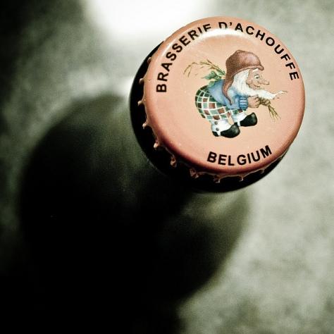 Обзор пива. D'Achouffe Mc Chouffe.