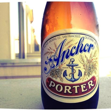 Обзор пива. Anchor Porter.