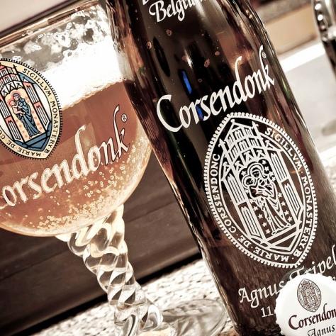Обзор пива. Corsendonk Abbey Pale Ale.