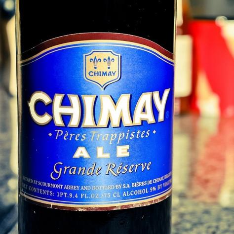 Обзор пива. Chimay Grande Réserve.
